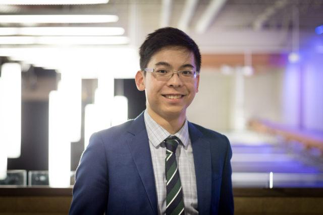 Eric Huang Headshot